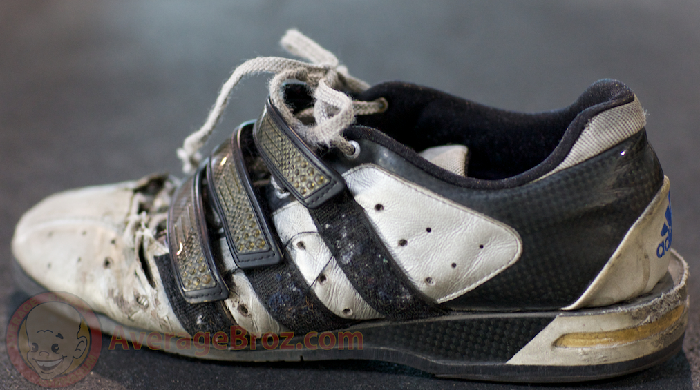 Adidas Weightlifting Shoes Europe