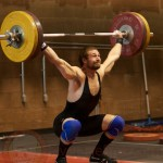 Image result for ian droze olympic lifting pic
