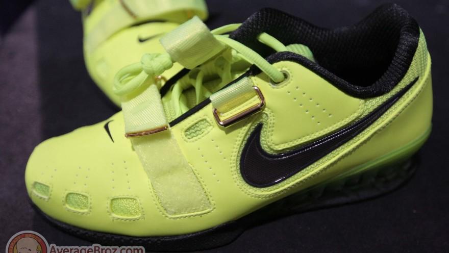 2012 Nike Romaleos 2