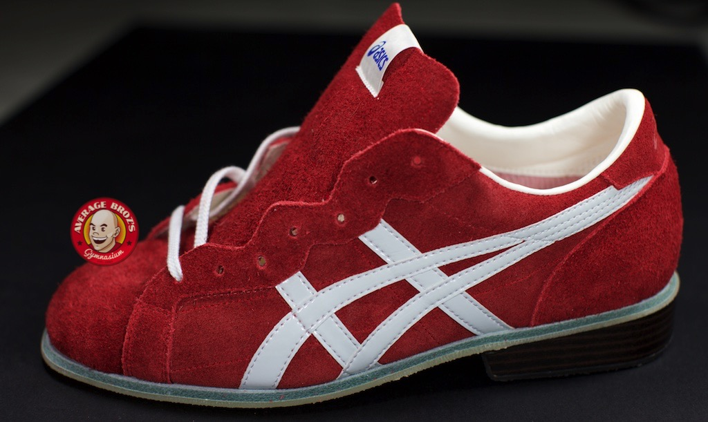 asics 727 weightlifting shoes