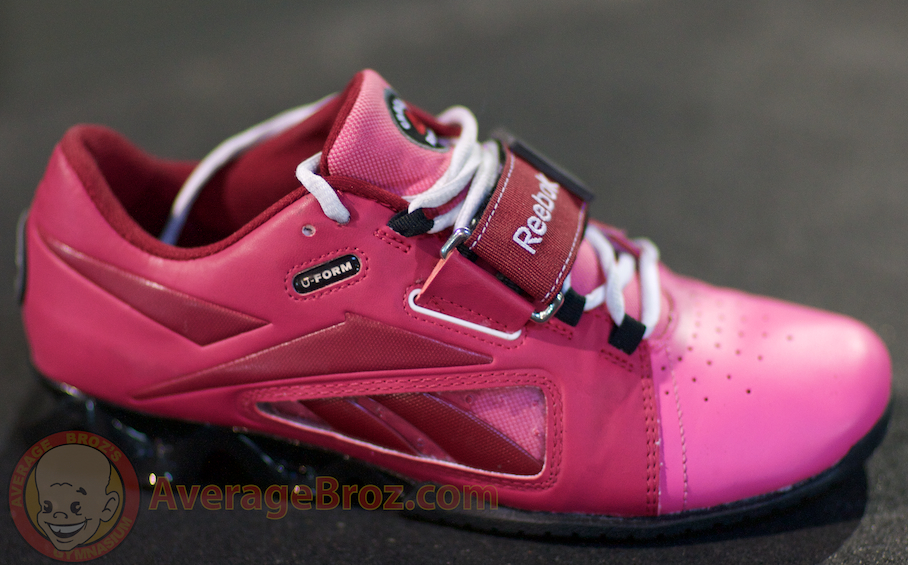 reebok crossfit olympic lifting chaussures