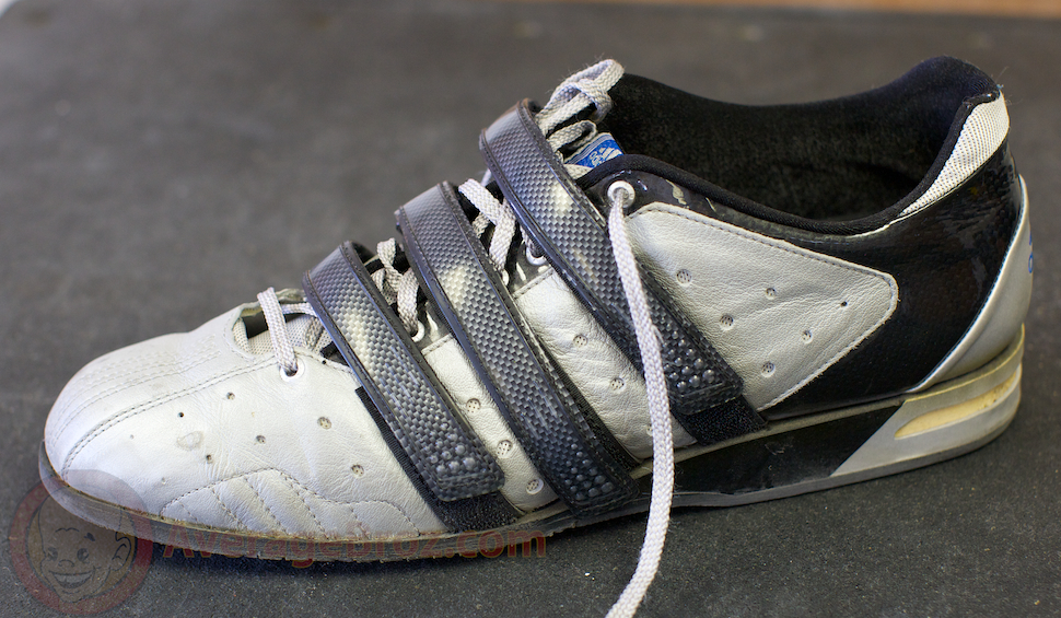 Adidas Adistar   Average Broz's Gymnasium