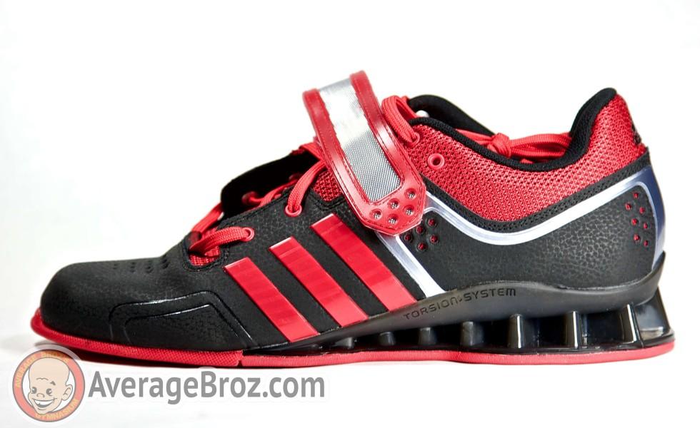 2014 Adidas Adipower   Average Broz's Gymnasium